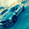 Grey 2008 Ford Mustang Roush 5spd low miles For Sale