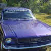 1st gen classic sapphire blue 1965 Ford Mustang For Sale