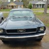 1st gen midnight blue 1966 Ford Mustang 289 coupe For Sale