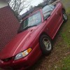 4th gen 1997 Ford Mustang convertible For Sale or Trade