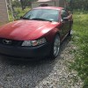 4th gen 2004 Ford Mustang V6 5spd manual For Sale