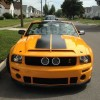 5th gen 2007 Ford Mustang GT convertible 610 HP For Sale
