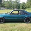 3rd gen 1988 Ford Mustang lx 302 bored 306 For Sale