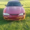 4th gen 1995 Ford Mustang manual w/ new battery For Sale