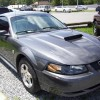 4th gen grey 2004 Ford Mustang w/ clean title For Sale