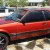 Third generation 1986 Ford Mustang 3.8L For Sale