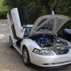 4th gen 2003 Ford Mustang GT 4.6L w/ Lambo doors For Sale