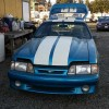 3rd generation teal 1993 Ford Mustang Cobra Foxbody For Sale