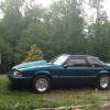 3rd gen 1993 Ford Mustang Foxbody V8 automatic For Sale