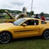 2012 Yellow Blaze Tri-coat Metallic Ford Mustang GT Premium For Sale