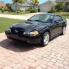 4th gen black 2000 Ford Mustang GT 5spd manual For Sale