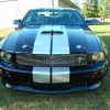 5th generation 2007 Ford Mustang Shelby GT manual For Sale