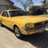 1st gen classic restored 1966 Ford Mustang 3spd [SOLD]