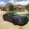 3rd generation 1989 Ford Mustang GT manual For Sale