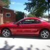 4th gen red 1998 Ford Mustang 500 HP 4.6L V8 For Sale