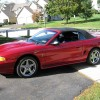 4th gen 1996 Ford Mustang Cobra 5spd convertible For Sale