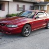 4th generation 1996 Ford Mustang GT automatic V8 For Sale