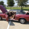 Burgundy 1967 Ford Mustang convertible automatic For Sale