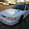 4th gen 1995 Ford Mustang GT convertible 5spd For Sale