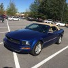 2007 Ford Mustang Premium convertible V6 automatic For Sale