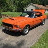 1967 Ford Mustang convertible 3spd automatic 5.0 For Sale