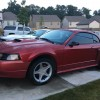 4th generation 2001 Ford Mustang GT V8 5spd manual For Sale