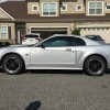 4th generation 2002 Ford Mustang GT 5spd manual For Sale