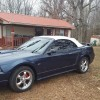 4th gen 2003 Ford Mustang GT automatic convertible [SOLD]