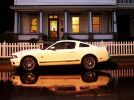 White 2012 Ford Mustang Premium V6 automatic For Sale