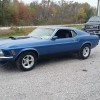 1970 Ford Mustang 351 Cleveland C-6 automatic [SOLD]