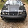 3rd generation 1984 Ford Mustang GT V8 5spd For Sale