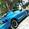 4th generation blue 1994 Ford Mustang GT V8 auto For Sale