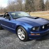 5th gen blue 2008 Ford Mustang GT Premium automatic For Sale