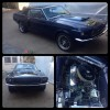 1st generation classic 1967 Ford Mustang manual For Sale