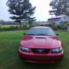 4th generation 2002 Ford Mustang automatic V6 3.8L For Sale