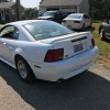 4th generation white 2000 Ford Mustang 5spd manual For Sale