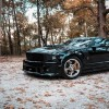 5th gen black 2007 Ford Mustang Roush 427R Stage-3 For Sale