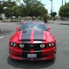 5th generation red 2005 Ford Mustang GT automatic For Sale