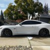 6th generation white 2016 Ford Mustang GT manual For Sale