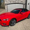 6th gen red 2015 Ford Mustang GT Premium convertible For Sale