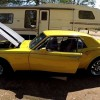 1st generation yellow 1968 Ford Mustang 450 HP For Sale