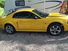 4th gen yellow 2004 Ford Mustang GT 5spd manual [SOLD]