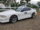 4th gen white 1995 Ford Mustang GT fully built For Sale