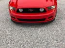 5th generation red 2014 Ford Mustang V8 6spd For Sale