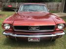 1st gen Emberglo 1966 Ford Mustang 289 automatic For Sale