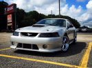 4th generation supercharged 2001 Ford Mustang GT For Sale