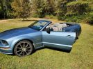 5th gen light blue 2005 Ford Mustang GT convertible For Sale