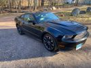5th generation black 2012 Ford Mustang manual For Sale