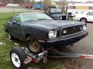2nd gen 1978 Ford Mustang Fastback 302 automatic For Sale