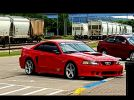 4th gen 2002 Ford Mustang Saleen S281 5spd manual For Sale